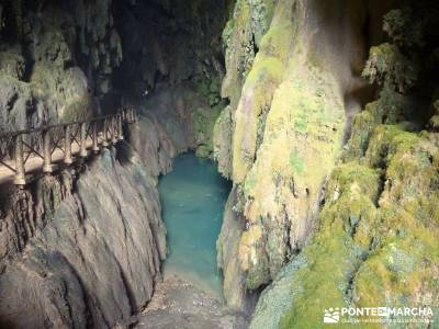 Parque Natural Monasterio de Piedra; hacer amistades; itinerarios madrid;rutas x madrid
